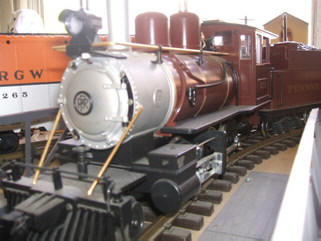 Eric's Steam Engines & Train Pictures